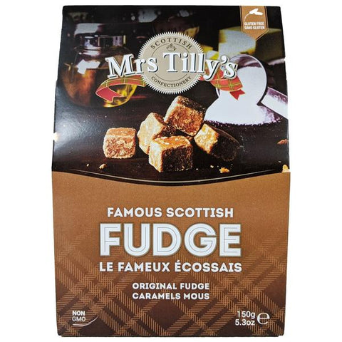Mrs Tilly's - Famous Scottish Fudge 150g