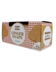 Nyakers - Original Ginger Snaps 150g