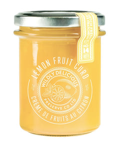 Wildly Delicious - Lemon Fruit Curd 185ml