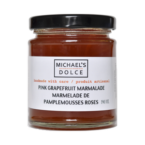 Michael's Dolce - Pink Grapefruit Marmalade 190mL