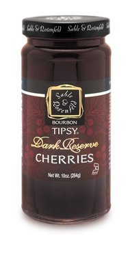 Sable & Rosenfield - Bourbon Tipsy Dark Reserve Cherries 284g