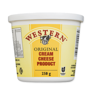 Western Cream Cheese Original 250g