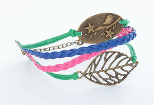 Charming Friendship Bracelets