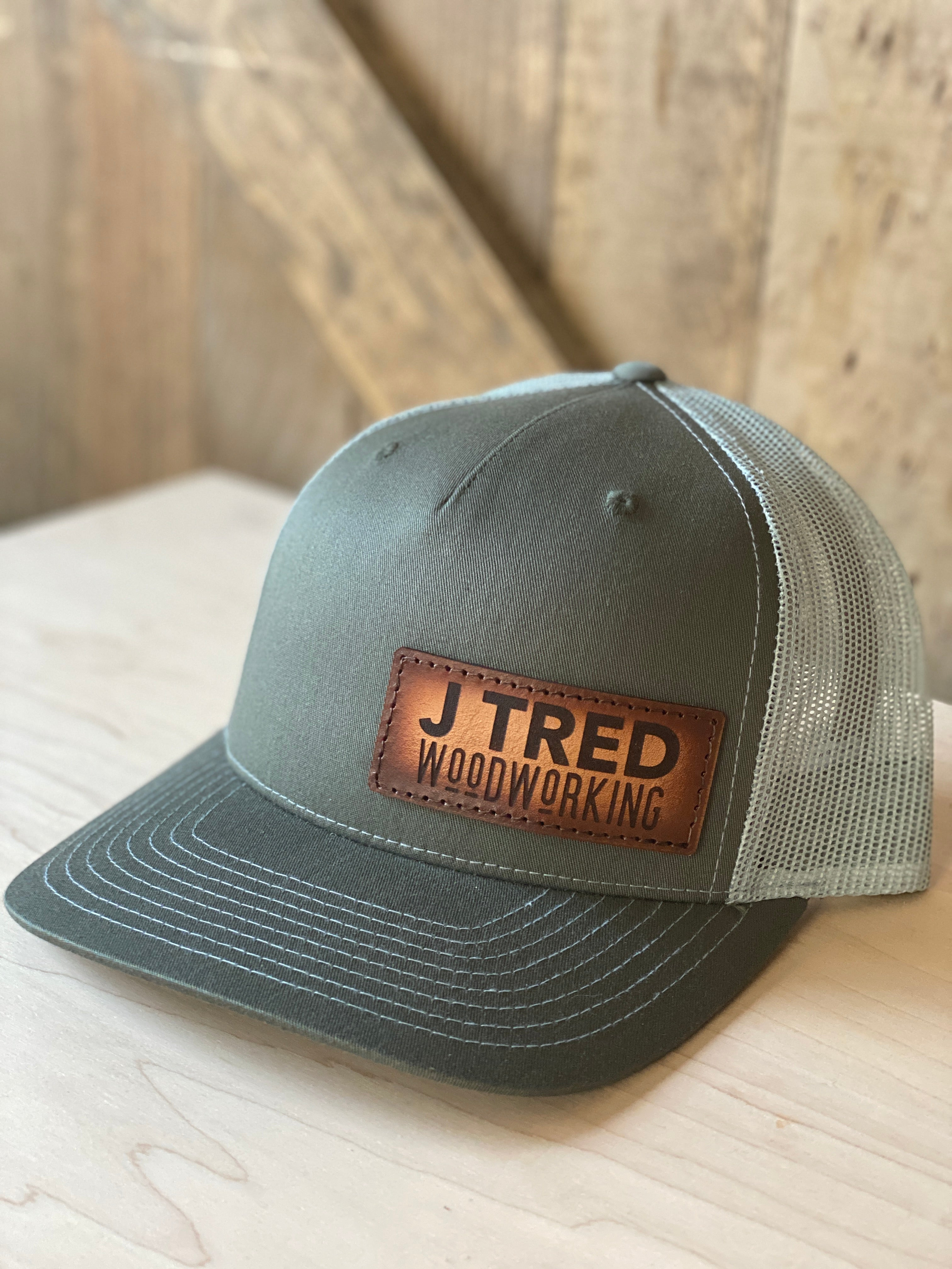 J Tred Army Green Five Panel