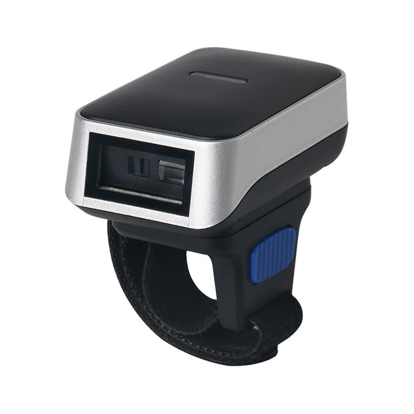 Ring barcode scanner, 2D