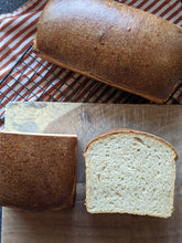 Load image into Gallery viewer, Sourdough Milk Bread ready 05-28-20