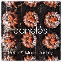Load image into Gallery viewer, Vanilla Canelés - Ready October 24, 2020