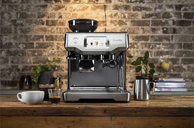 Breville Barista Touch: Morning Coffee Game Changer?