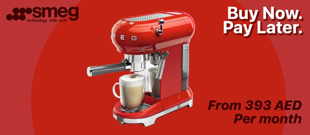 Smeg Specialty Coffee Machine