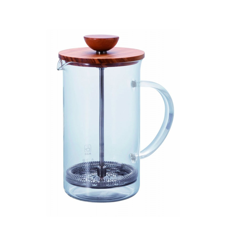 French Tea Press Olive Wood 600ml