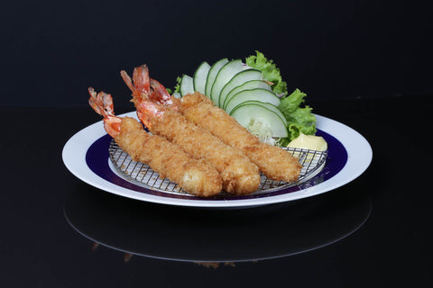 Ebi Fry (Breaded Shrimp)