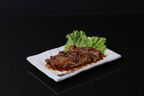 Chicken Teriyaki Don (Grilled Chicken)