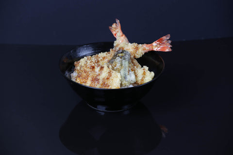 Ten Don (Tempura Rice Bowl)