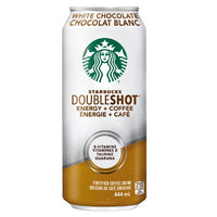 DOUBLE SHOT CHOCOLAT BLANC 444 ML