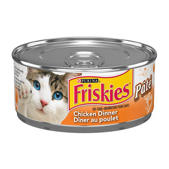 FRISKIES CHAT POULET 156 G.