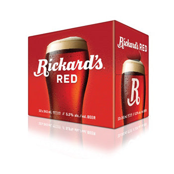 RICKARDS RED 12 BOUT.   **18 ans et +