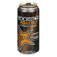 ROCKSTAR ROASTED MOCHA 444 ML