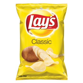 CHIPS LAY'S CLASSIQUE 165 G
