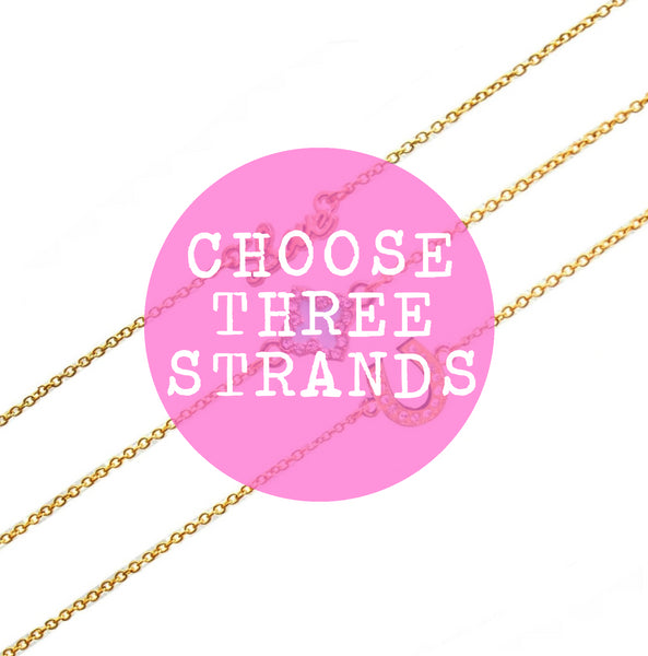 Strands Starter Set - Three Strands