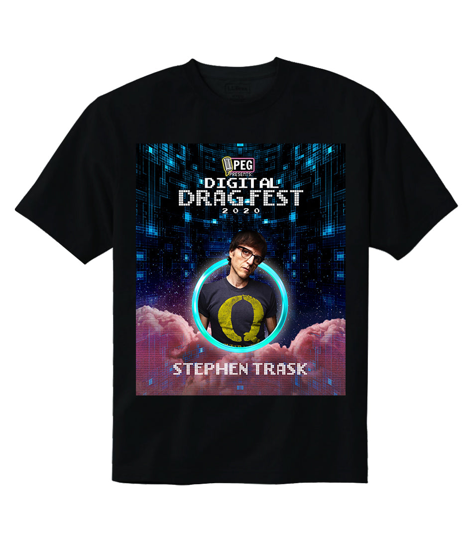 Stephen Trask - Digital Drag Fest 2020 T-shirt