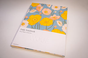 Notebook liniert - Alicia