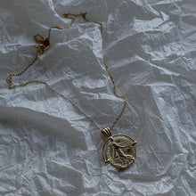 Load image into Gallery viewer, Roman Coin Necklace - Pine Jewellery