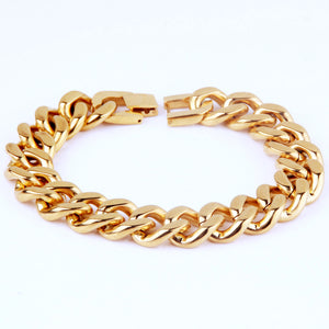 Chained Bracelet - Pine Jewellery