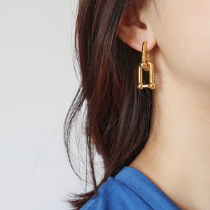 New York Earrings - Pine Jewellery