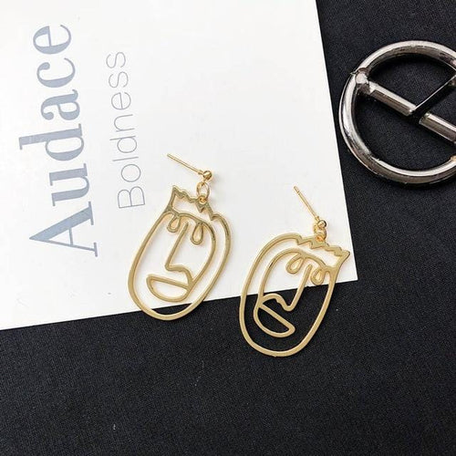 Stonehenge Earrings - Pine Jewellery