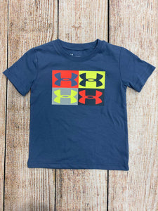 UNDERA T-SHIRT HUSH BLUE