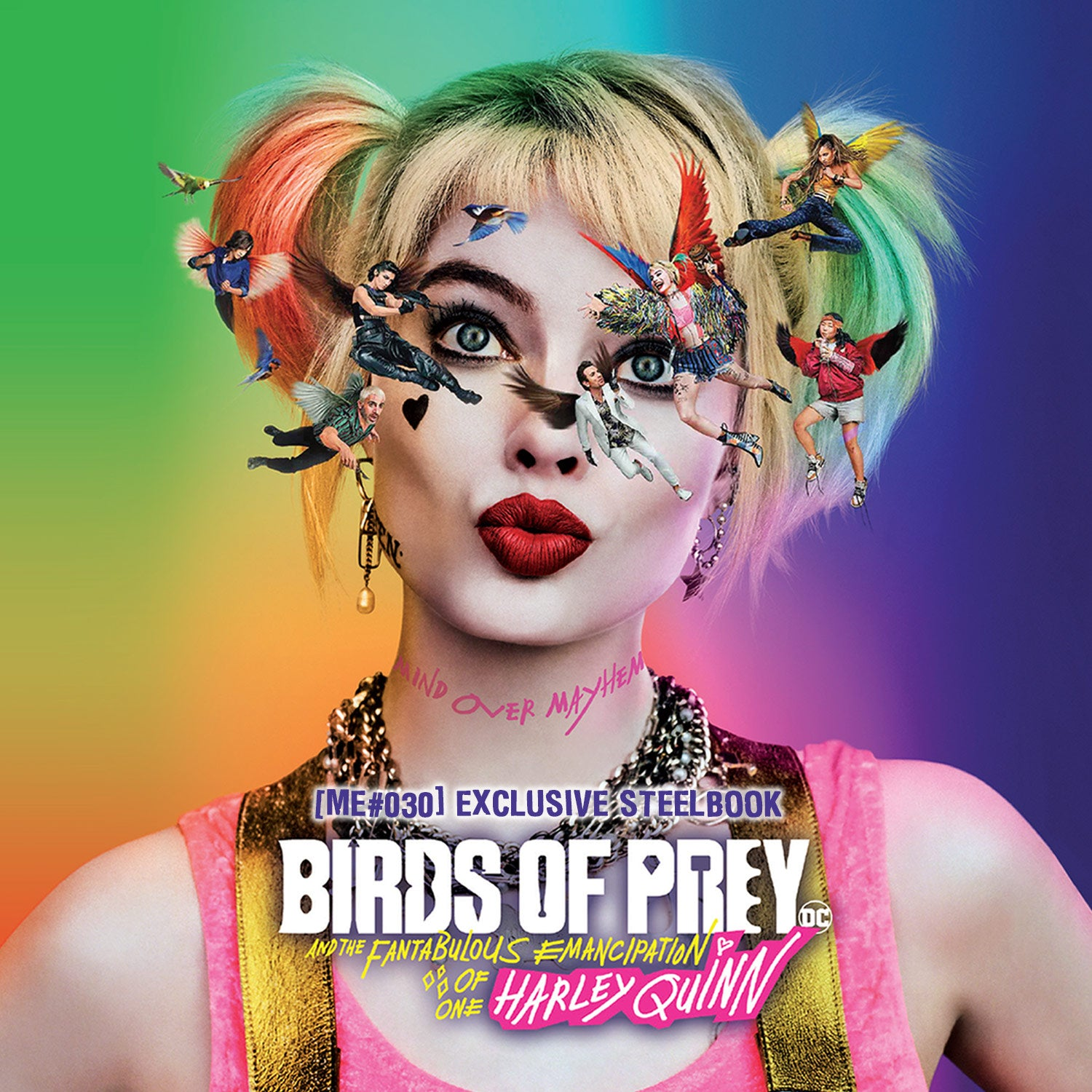 Birds of Prey Pre-order