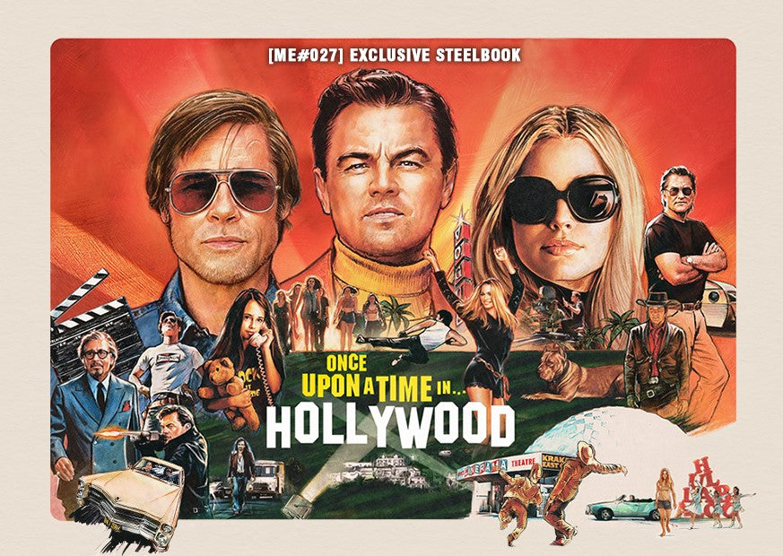 Once Upon a Time in Hollywood Pre-order