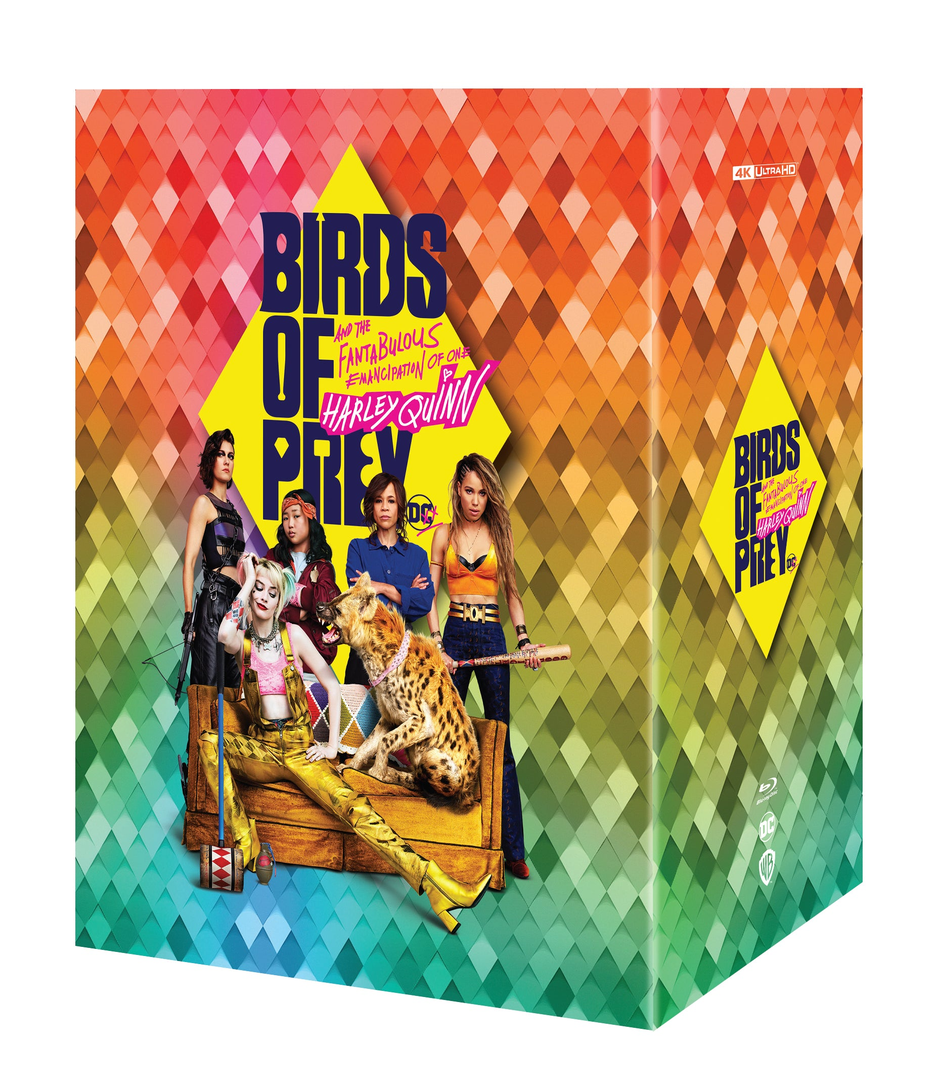 [ME#30] Birds of Prey Steelbook (One Click)