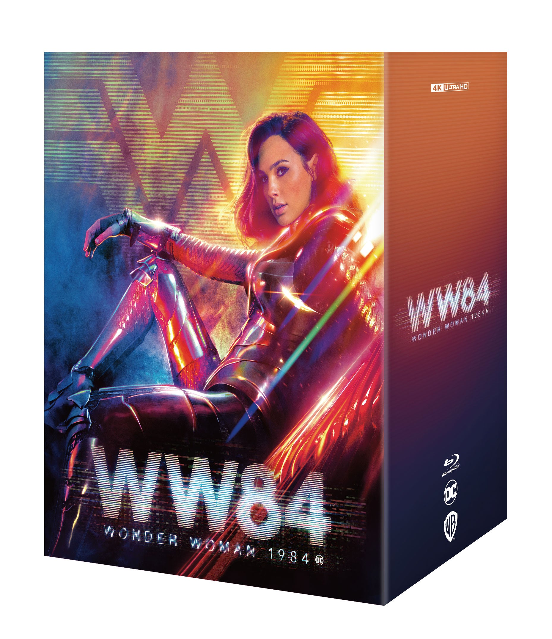 [ME#38] Wonder Woman 1984 Steelbook (One Click)