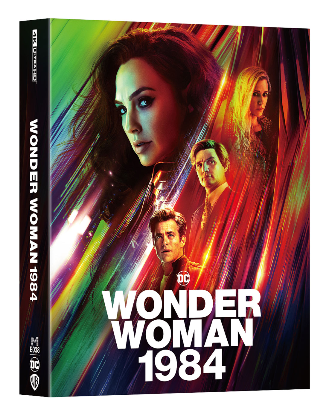 [ME#38] Wonder Woman 1984 Steelbook (Double Lenticular Full Slip)