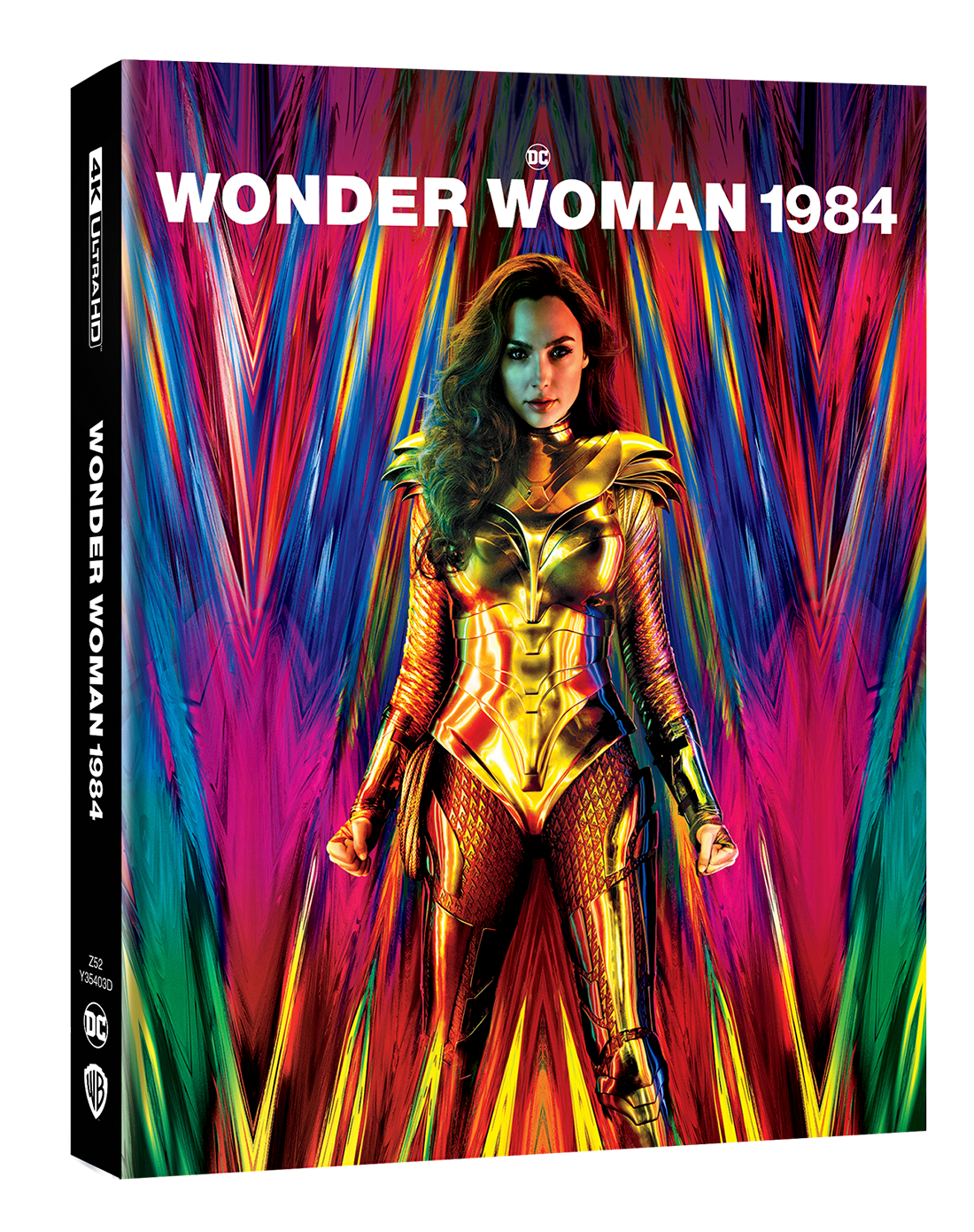 Wonder Woman 1984 Digibook (4K-UHD)