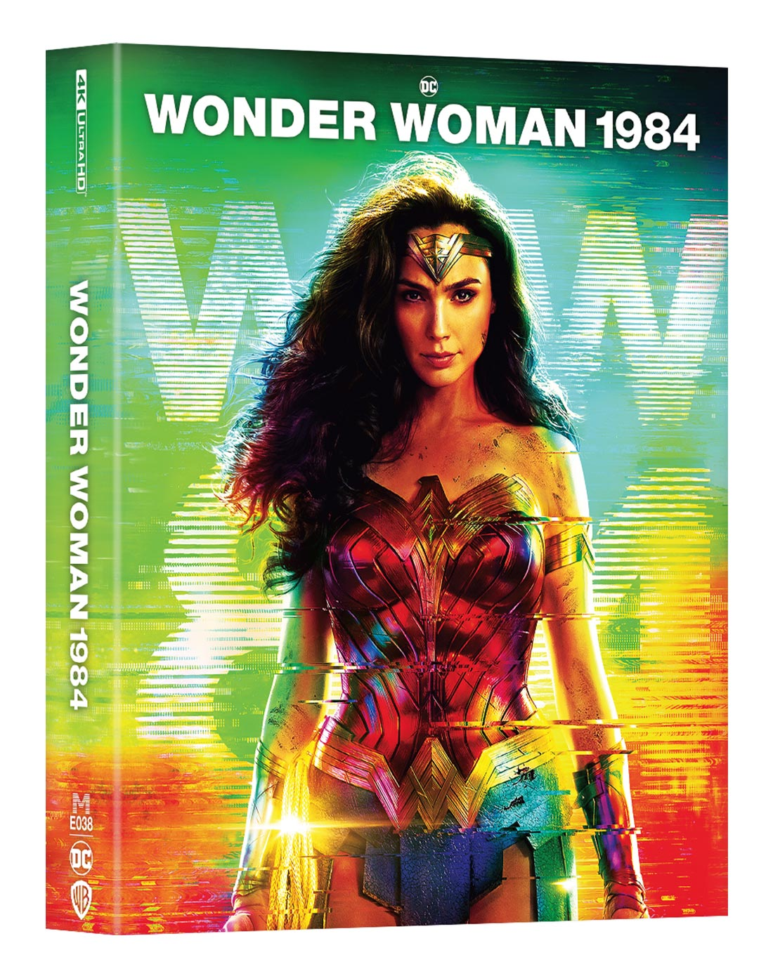 [ME#38] Wonder Woman 1984 Steelbook (Full Slip)