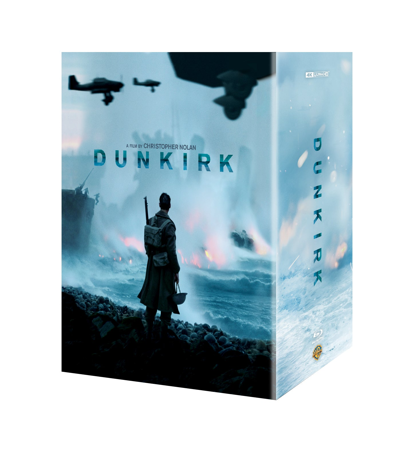 [ME#16] Dunkirk Steelbook (One Click)