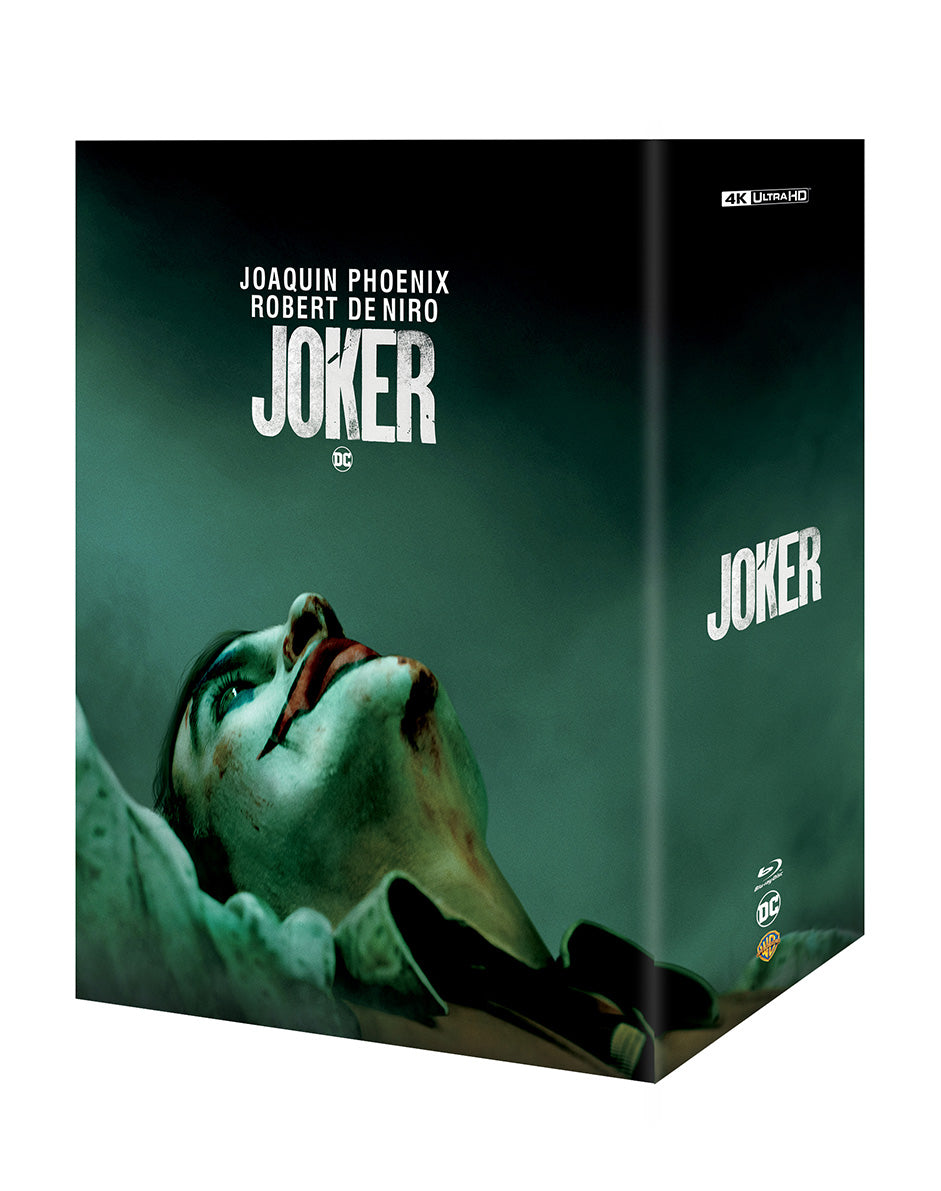 [ME#29] JOKER STEELBOOK (ONE CLICK)