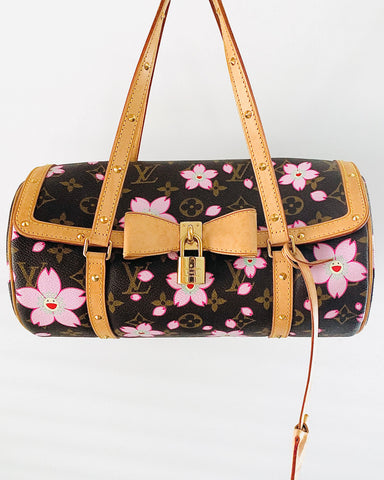 Louis Vuitton Takashi Murakami Bag