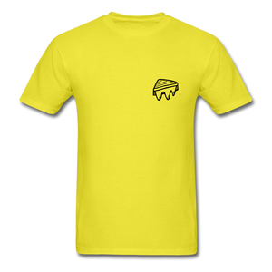 Open image in slideshow, Grilled Cheese T-Shirt - yellow