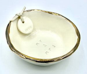 Australian Made Ceramic Glazed Bowl 9cm