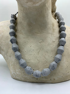 Black and Grey Necklaces