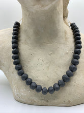 Load image into Gallery viewer, Black and Grey Necklaces