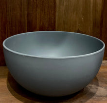 Load image into Gallery viewer, Plain Colour Bamboo Salad Bowl
