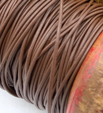 Load image into Gallery viewer, 1.5mm Rolled Leather Cord