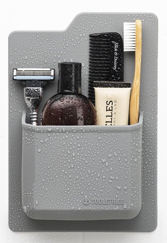 Tooletries James Shower Organiser