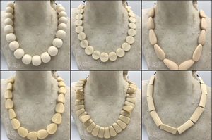 Neutral Necklaces