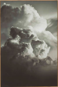 Storm Clouds Wall Print on Canvas
