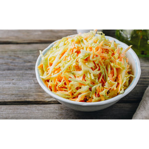 Carrot Apple & Celery Slaw *From